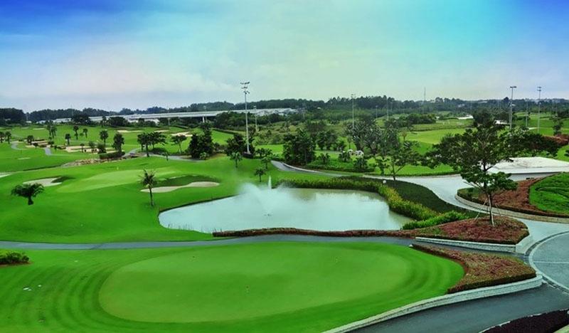 Sân golf Phú Mỹ (Twin Doves Golf Clubs) ở Bình Dương