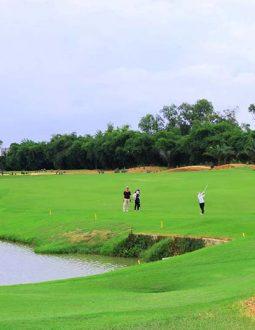 Vẻ đẹp hiện đại của Song Be Golf Resort