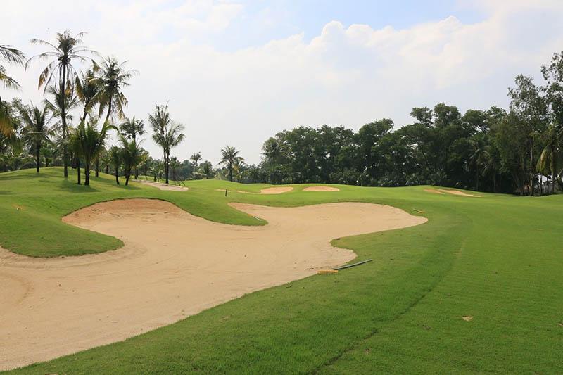 Sân golf ra đời từ khá lâu
