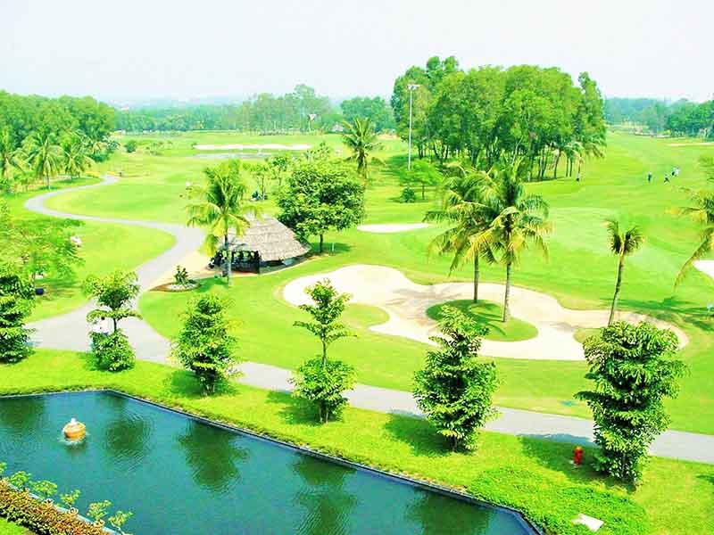 Sân golf Sông Bé (Song Be Golf Resort) ở Bình Dương
