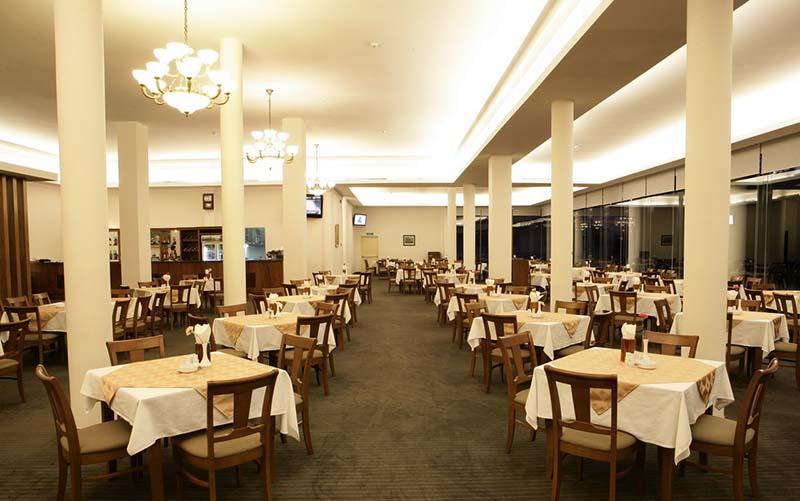 Khu nhà hàng sạng trọng của VietNam Golf & Country Club