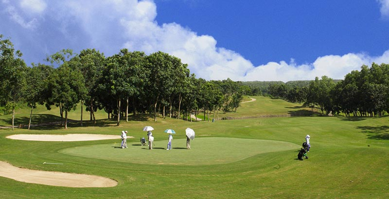 Sân golf Thủ Đức (VietNam Golf & Country Club) tại thành phố Hồ Chí Minh