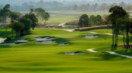 Kiệt tác sân golf Vũ Yên giữa lòng thành phố cảng Hải Phòng