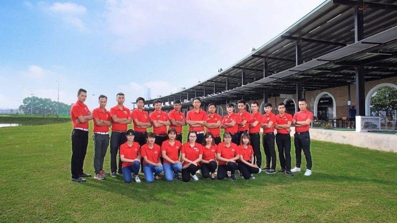 Bên cạnh sân tập golf đẳng cấp, sân golf Hà Đông còn sở hữu hệ thống tiện ích đầy đủ