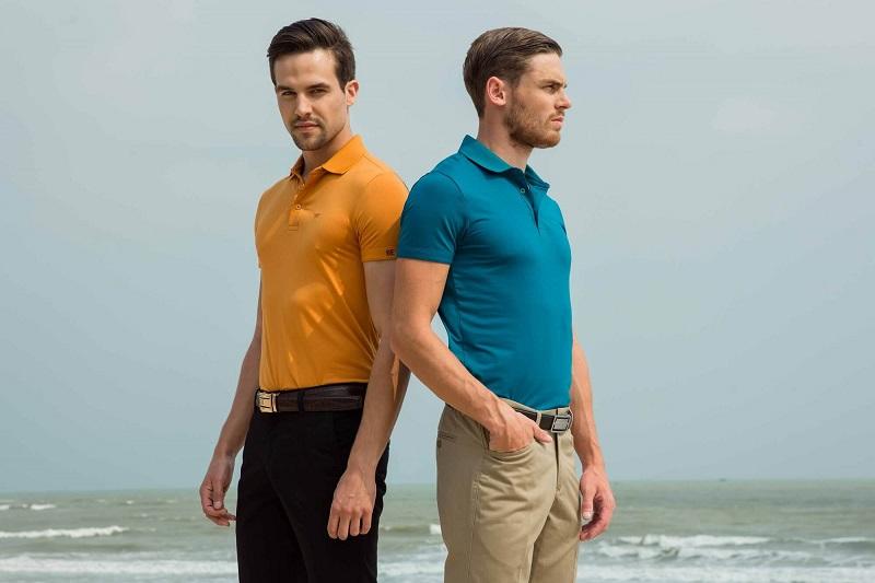 Áo polo Slim - Fit là cái tên sử dụng để mô tả kiểu dáng áo ôm sát body