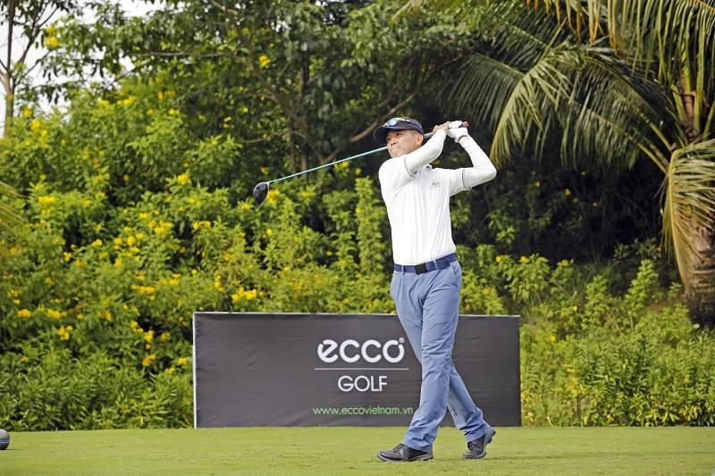 Đỗ Anh Đức giành giải Best Gross ở giải đấu ECCO Golf Tournament 2019