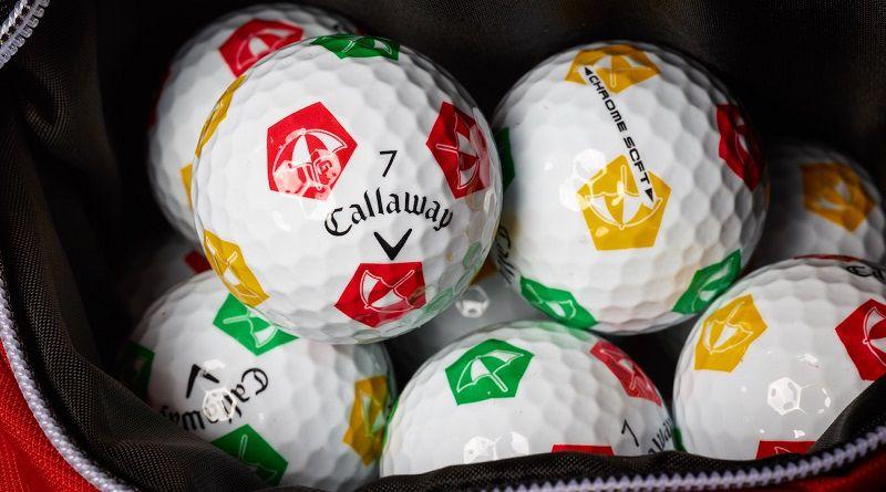 Thông thường, bóng golf của Callaway cũ có giá rẻ hơn bóng mới khoảng 60%