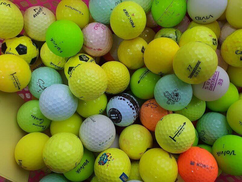 Bóng golf hãng Volvik được nhiều golf thủ chuyên nghiệp yêu thích
