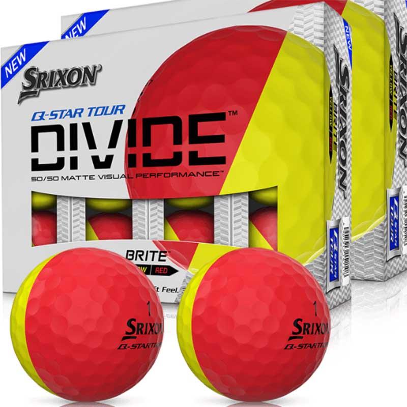 Bóng golf Srixon Q - Star Divide