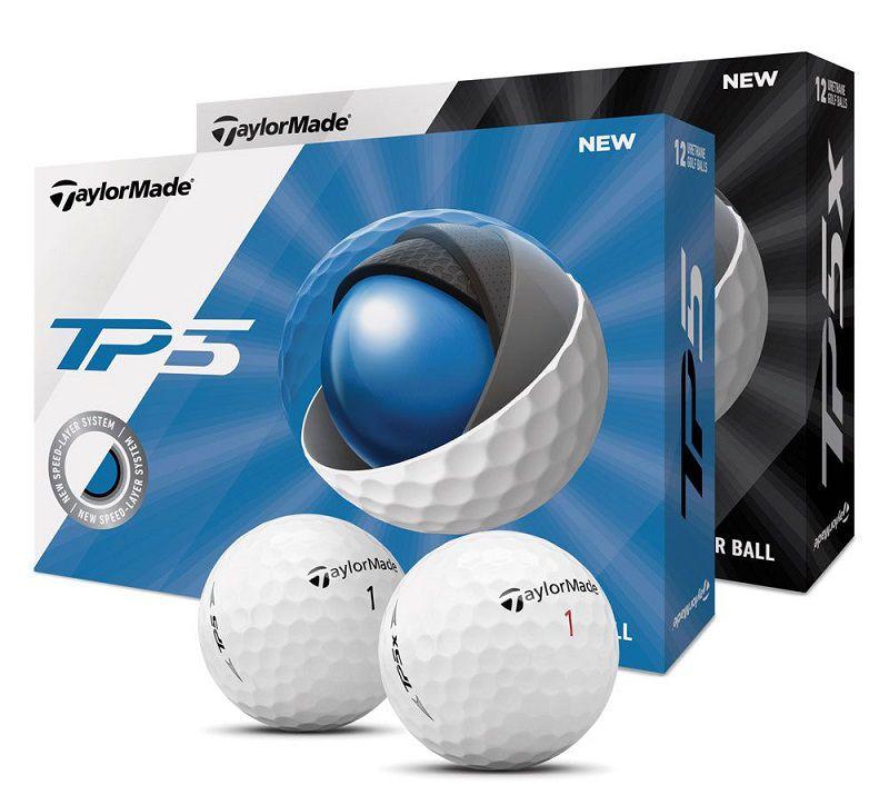 Bóng golf hãng Taylormade luôn làm golfer chuyên nghiệp hài lòng