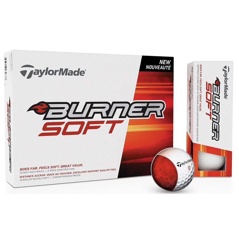 Trái bóng Burner Newest làm nên đẳng cấp tay golf chuyên nghiệp