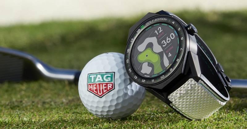 Đồng hồ golf là một thiết bị điện tử thông minh được trang bị GPS