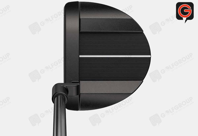 Gậy golf Ping 2021 Putter Oslo H sở hữu kiểu dáng Mallet đặc trưng