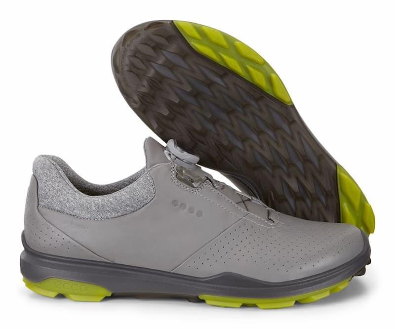 Giày golf Biom của hãng ECCO được nhiều golfer tin dùng