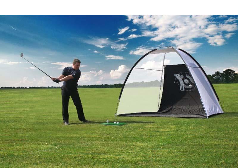 Lều tập chơi golf là dụng cụ không thể thiếu của golfer