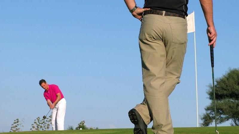 Match Play là hình thức thi đấu đối kháng dựa trên hố golf