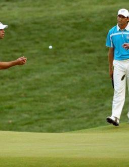 Có rất nhiều hình thức thi đấu team trong chơi golf