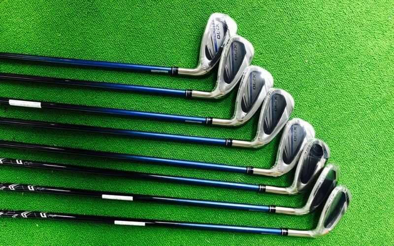 100% gậy golf cũ tại Thế Giới Gậy Cũ được test qua quy trình độc quyền 29 bước chuyên sâu