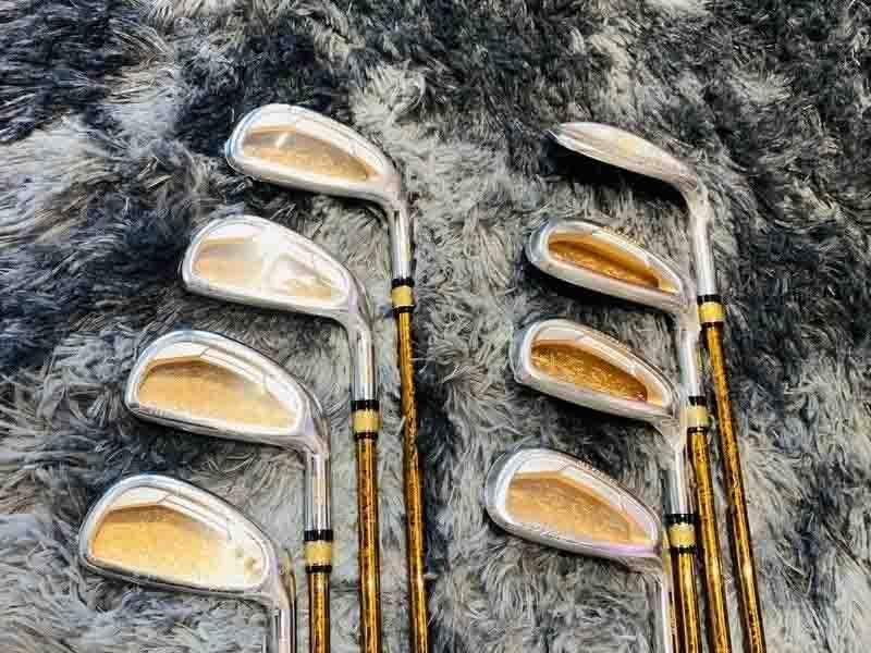 100% các bộ gậy golf cũ đều được công khai minh bạch về tiểu sử, giá bán