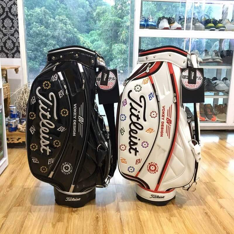 Túi đựng gậy golf có thiết kế đa dạng