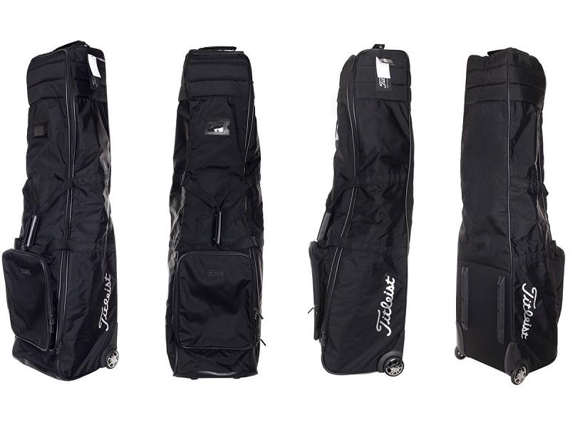 Túi golf Essentials Travel Cover trang bị khóa kéo bên trong