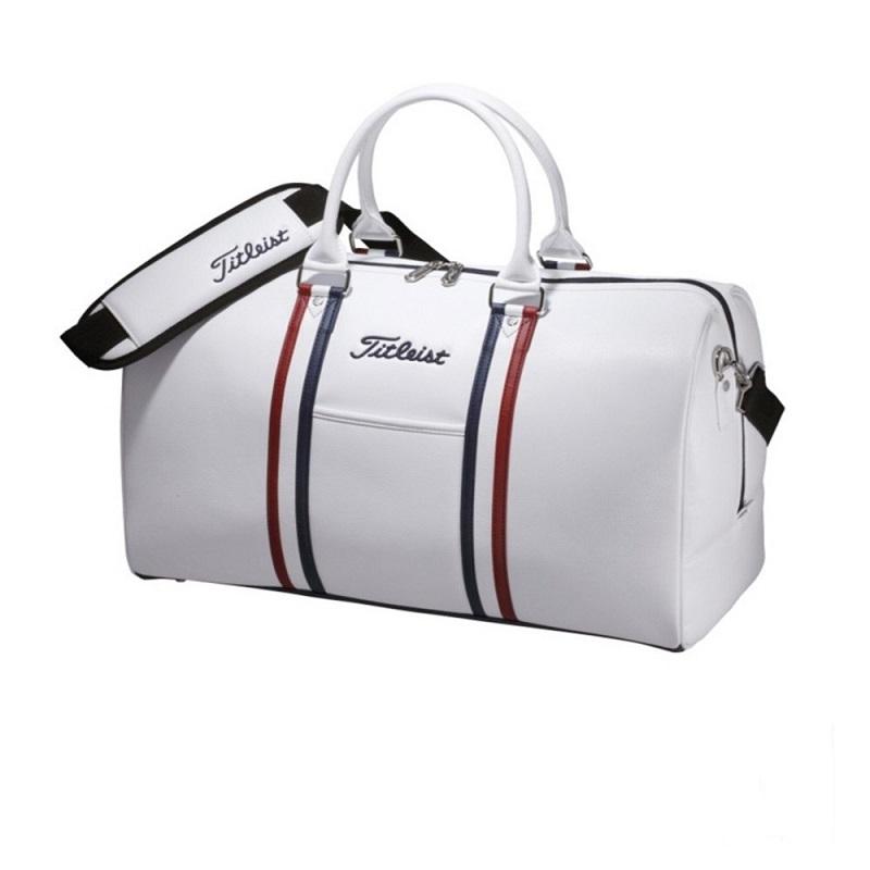 Túi golf American Casual Titleist được làm từ chất liệu da tổng hợp