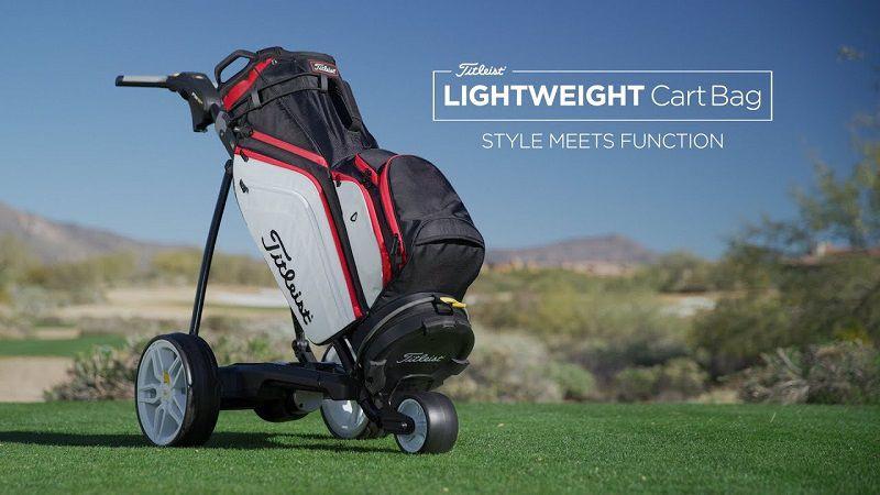 Túi golf Titleist được nhiều golfer trên thế giới yêu thích