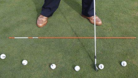 Lựa chọn vị trí đặt bóng cần dựa vào đường bay của bóng