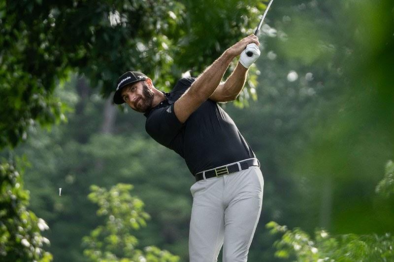 Vẻ đẹp thể thao của quần áo golf Adidas