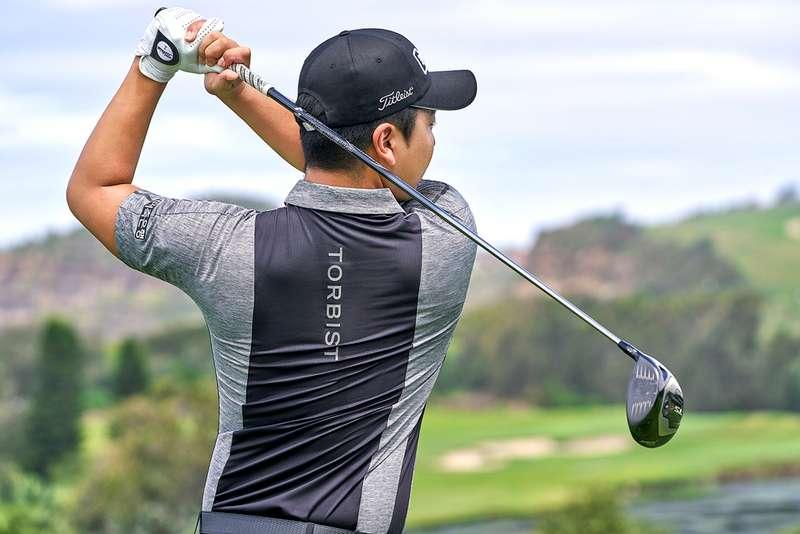"""So với các thương hiệu từ châu Âu và Mỹ khác, quần áo golf Hàn Quốc có mức giá """"mềm"""" hơn"""