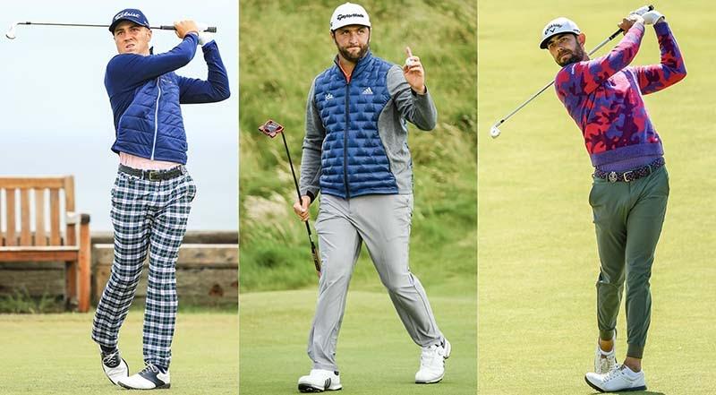Quần áo golf rất quan trọng với golfer