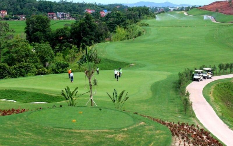 Sân golf Bắc Giang - Yên Dũng