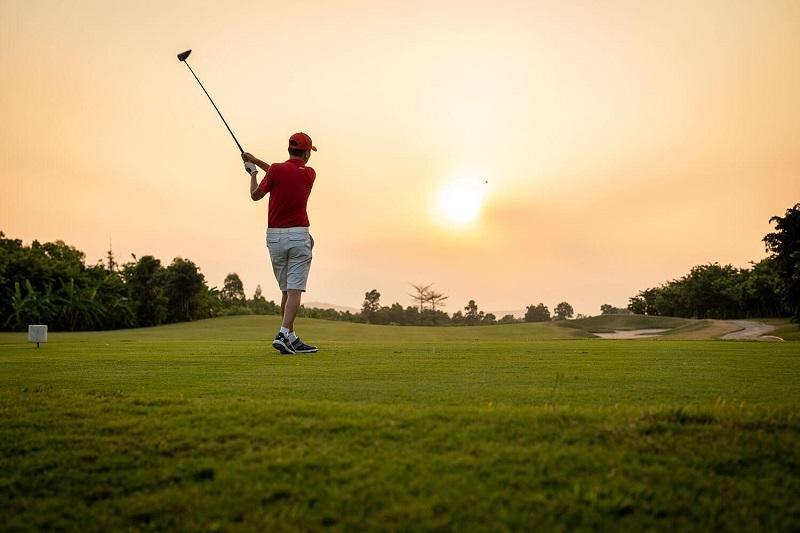Golfer có thể chơi thoải mái tại sân với mức giá phải chăng