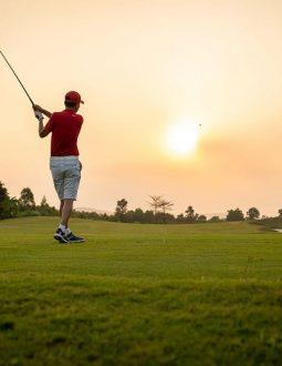Các sân golf tại Bắc Giang đang được chú trọng đầu tư, xây dựng