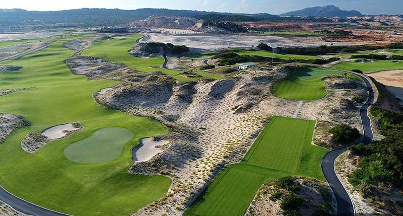 Không gian nơi đây sẽ mang đến những dịch vụ trải nghiệm tuyệt vời nhất cho các golfer