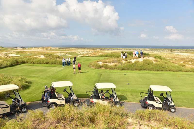 Khi tham gia tập luyện tại đây, các golfer phải tuân thủ theo các quy tắc được đề ra
