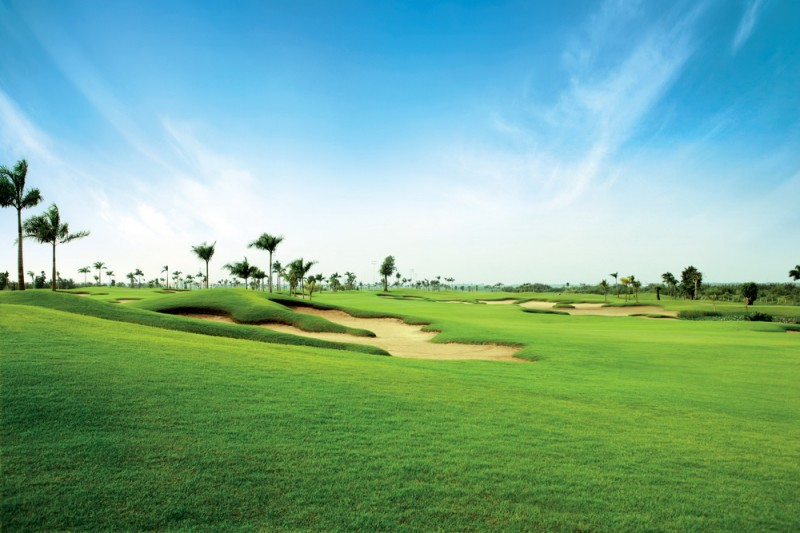 sân golf taekwang jeongsan đại phước vietnam đồng nai
