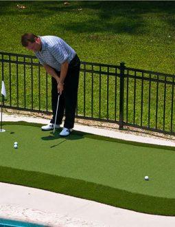 sân golf mini