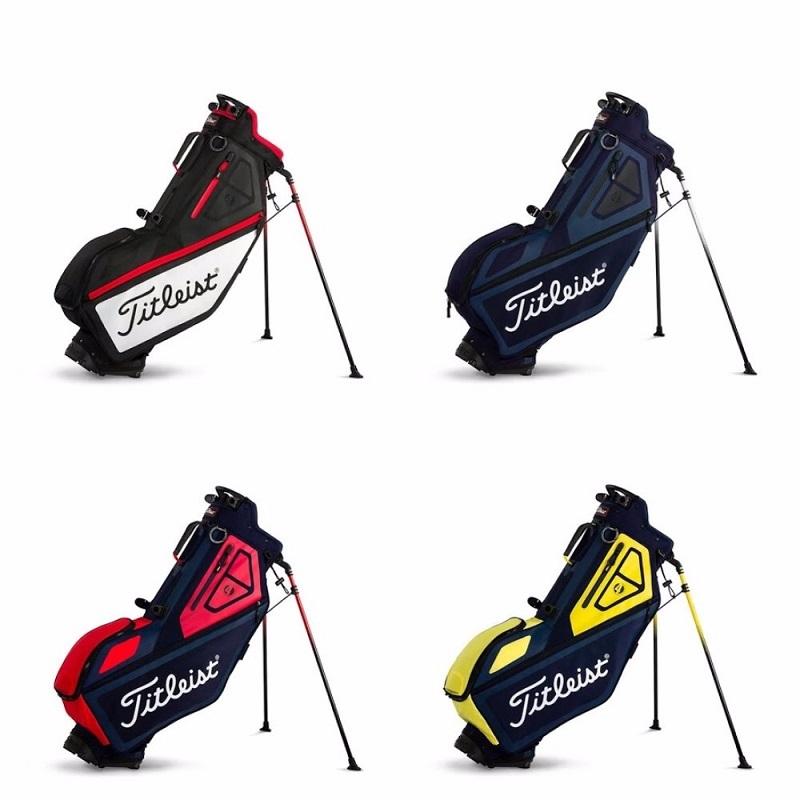 Túi Titleist có màu sắc sang trọng và kiểu sáng mạnh mẽ
