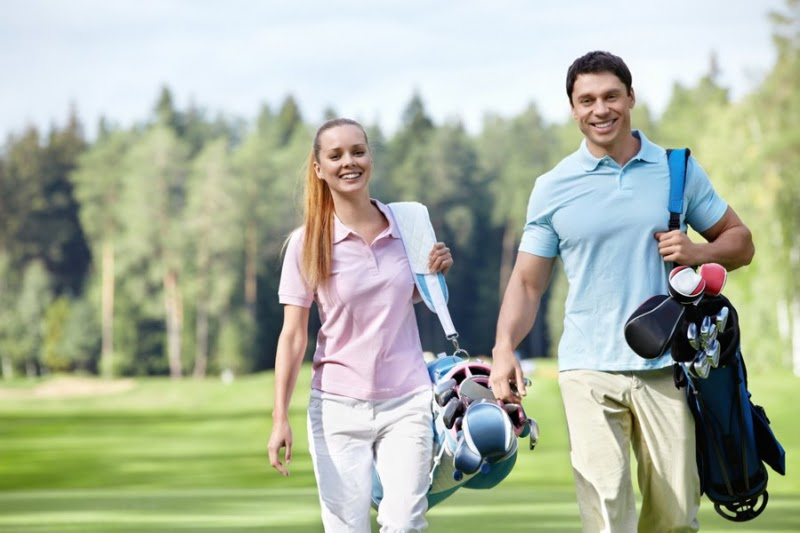Túi đựng gậy chơi golf - trợ thủ đắc lực của mọi golfer