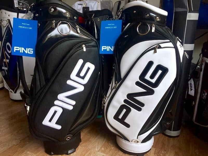 Túi chơi golf thương hiệu Ping
