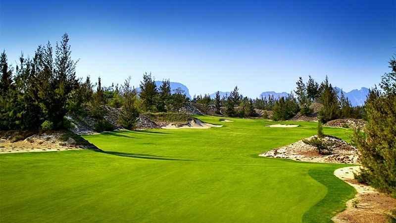 BRG Đà Nẵng mang phong cách sân golf gần biển truyền thống đầu tiên ở Đông Nam Á