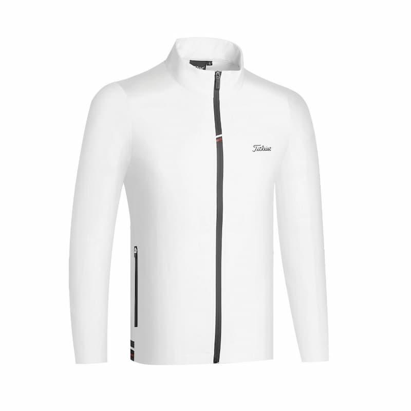 Áo khoác Golf nam Titleist 2 lớp – CH186 có khả năng chống thấm nước cực tốt