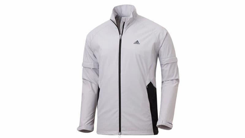 Áo khoác golf Adidas DM1379 với thiết kế độc đáo, thanh lịch