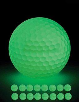 Bóng Golf Phát Sáng - Phụ Kiện Cần Thiết Cho Các Trận Golf Đêm