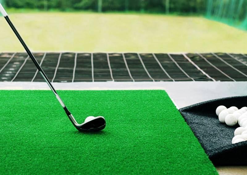 Hiện nay thảm tập golf cũ được rất nhiều golfer lựa chọn