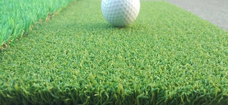 Mua - bán thảm tập golf cũ cần lưu ý về vấn đề kích thước