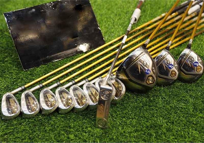Khi mua bộ gậy Fullset cũ, golfer cũng nên chú ý đến giá cả