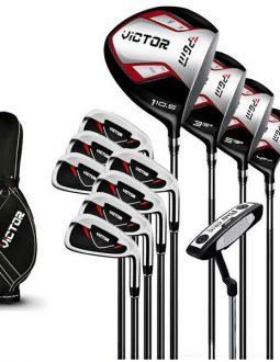 Gậy golf của PGM sở hữu nhiều ưu điểm về thiết kế và khả năng đánh