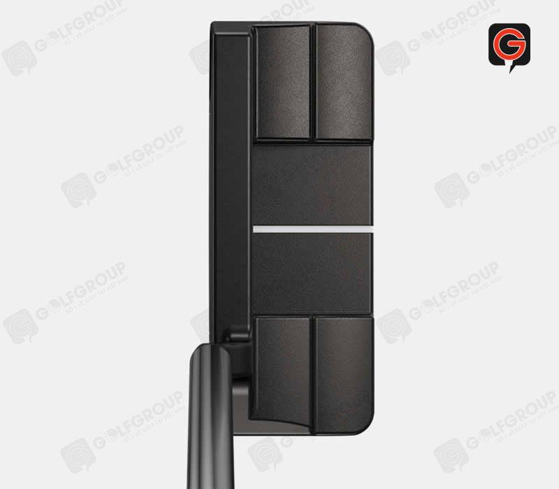 Ping 2021 Kushin 4 Putter được trang bị grip tiêu chuẩn PP58